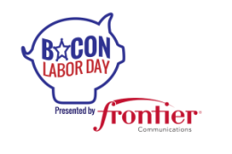 bacon labor day logo